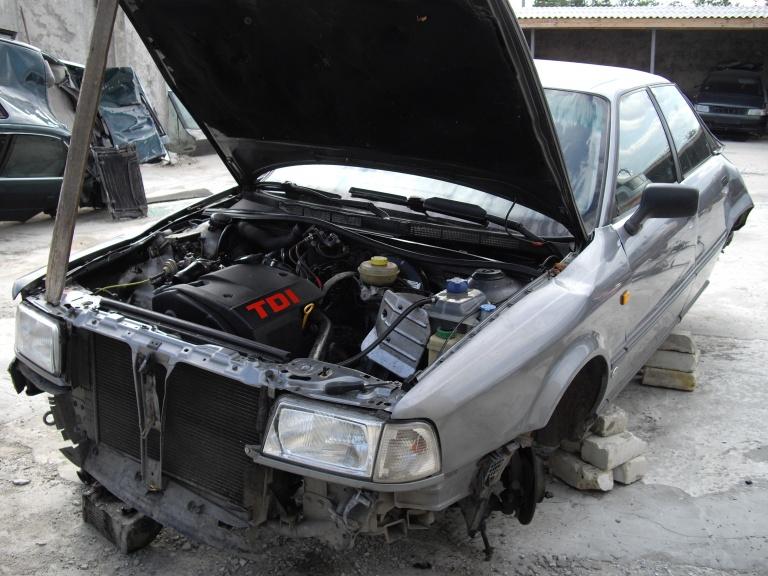 Контрактный двигатель на хундай
