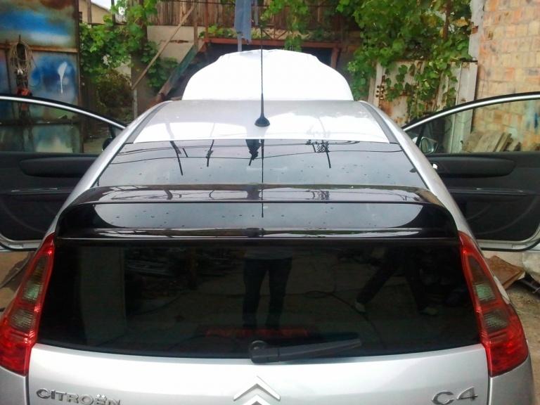 стоп крышка багажника ситроен с4 2012