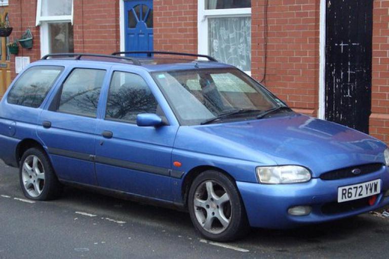 шрот ford escort 1994